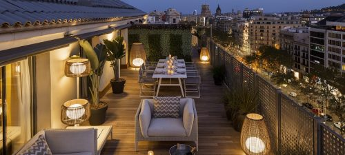 majestic-royal-penthouse-terrace-paseo-de-gracia-by-night-baja